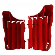 RAD LOUVRES HONDA CRF250R 18-19 RED